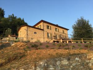 Alle Vignole, Bed and Breakfasts  Coreglia Antelminelli - big - 16