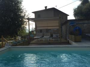 Alle Vignole, Bed and Breakfasts  Coreglia Antelminelli - big - 18