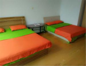 Gold Holiday Apartment, Апартаменты  Jinzhou - big - 3