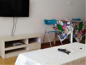 Gold Holiday Apartment, Ferienwohnungen  Jinzhou - big - 14