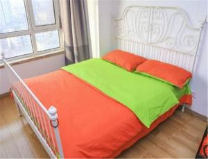 Gold Holiday Apartment, Ferienwohnungen  Jinzhou - big - 17