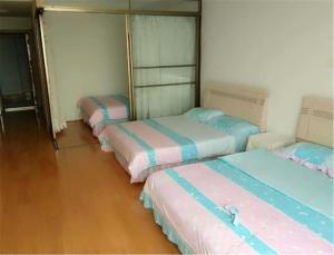 Gold Holiday Apartment, Ferienwohnungen  Jinzhou - big - 10