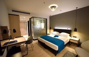 Radisson Blu Hotel, Mannheim, Отели  Мангейм - big - 4