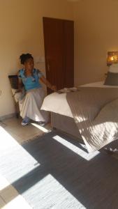 African Phoenix Guest Lodge, Affittacamere  Kempton Park - big - 34