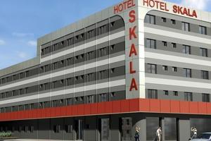 Nearby hotel : Skala Traveling Hotel