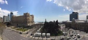 AZADLIG Street 3, Apartments  Baku - big - 39