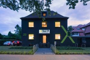 Xotel, Nízkorozpočtové hotely  Xanten - big - 1