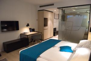Radisson Blu Hotel, Mannheim, Отели  Мангейм - big - 3