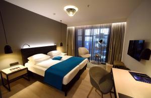 Radisson Blu Hotel, Mannheim, Отели  Мангейм - big - 2