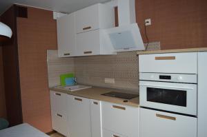 Apartment Parnas on Mkihaila Dudina 10