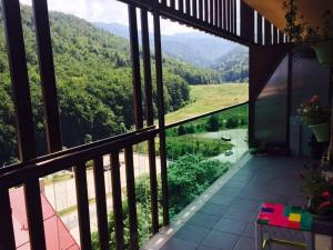 Galaxy Apartment, Ferienwohnungen  Braşov - big - 18