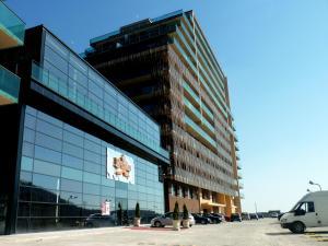 Galaxy Apartment, Апартаменты  Брашов - big - 2