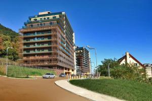 Galaxy Apartment, Ferienwohnungen  Braşov - big - 36