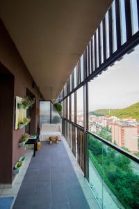 Galaxy Apartment, Ferienwohnungen  Braşov - big - 41