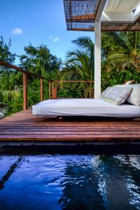 Baia Sonambula, Bed and Breakfasts  Praia do Tofo - big - 33