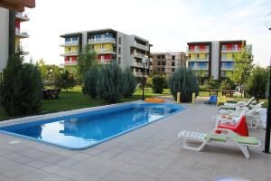 Airport Residence, Apartmány  Otopeni - big - 120