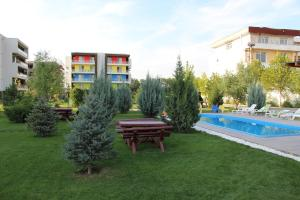 Airport Residence, Apartmány  Otopeni - big - 119