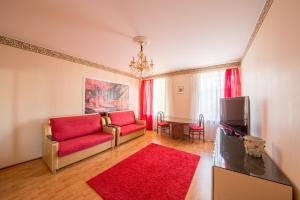Apartment s Saunoy u Kazanskogo