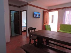 Apartahotel La Gran Familia, Apartmánové hotely  Villa de Leyva - big - 14