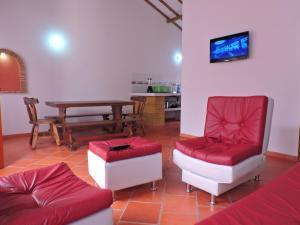 Apartahotel La Gran Familia, Apartmánové hotely  Villa de Leyva - big - 15