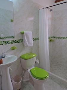 Apartahotel La Gran Familia, Apartmánové hotely  Villa de Leyva - big - 16