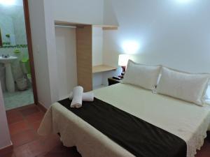 Apartahotel La Gran Familia, Residence  Villa de Leyva - big - 17