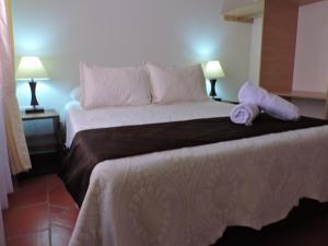 Apartahotel La Gran Familia, Residence  Villa de Leyva - big - 18