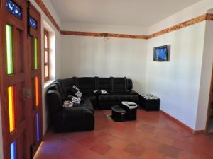 Apartahotel La Gran Familia, Residence  Villa de Leyva - big - 61