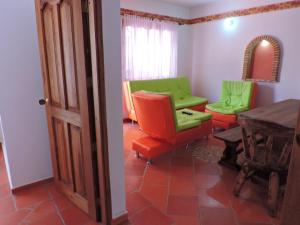 Apartahotel La Gran Familia, Residence  Villa de Leyva - big - 59