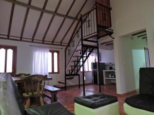 Apartahotel La Gran Familia, Residence  Villa de Leyva - big - 57