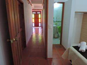 Apartahotel La Gran Familia, Residence  Villa de Leyva - big - 56