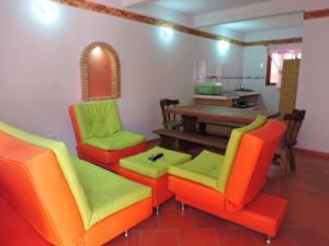 Apartahotel La Gran Familia, Apartmánové hotely  Villa de Leyva - big - 19