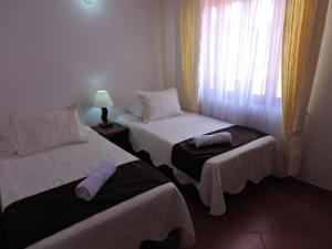 Apartahotel La Gran Familia, Residence  Villa de Leyva - big - 54