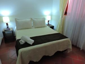 Apartahotel La Gran Familia, Residence  Villa de Leyva - big - 53
