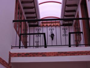 Apartahotel La Gran Familia, Residence  Villa de Leyva - big - 52