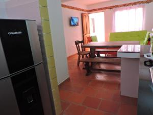 Apartahotel La Gran Familia, Residence  Villa de Leyva - big - 51