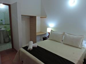Apartahotel La Gran Familia, Residence  Villa de Leyva - big - 50