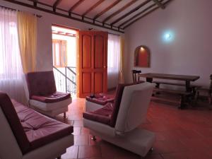 Apartahotel La Gran Familia, Residence  Villa de Leyva - big - 24