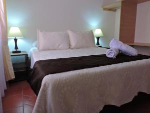 Apartahotel La Gran Familia, Apartmánové hotely  Villa de Leyva - big - 25