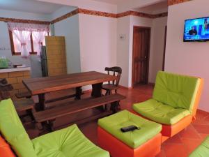 Apartahotel La Gran Familia, Apartmánové hotely  Villa de Leyva - big - 26