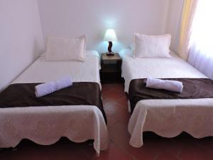 Apartahotel La Gran Familia, Apartmánové hotely  Villa de Leyva - big - 37