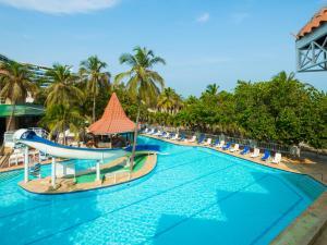 Картахена - Hotel Las Americas Casa de Playa