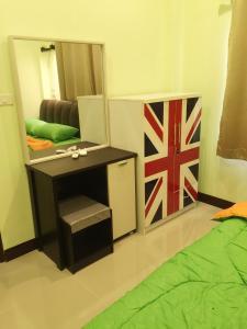 Keerin House, Дома для отпуска  Чиангмай - big - 6