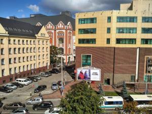 Apartments on Teatralnaya 33