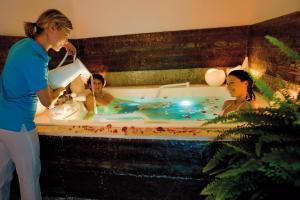 albergo le terme hotel bagno vignoni