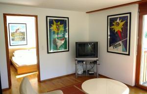 Heidi-Immo Casa Miro 6, Apartmány  Flims - big - 14