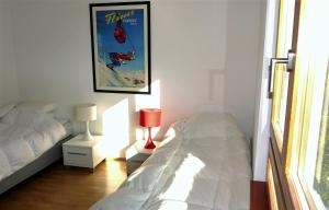 Heidi-Immo Casa Miro 6, Apartmány  Flims - big - 24