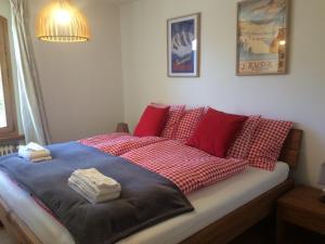 Chesa Muragls, Appartamenti  Pontresina - big - 23