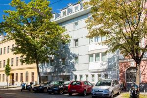 Вена - Residenz Donaucity
