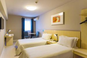 Jinjiang Inn Nantong Hi-tech Development Zone Zhongyang Road, Hotels  Nantong - big - 16